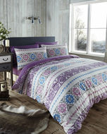 Scandi Reversible Duvet Cover Set