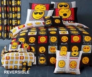 Expressions Reversible Duvet Cover Set