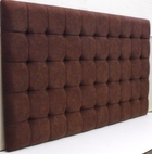 Extra Tall Milano Faux Leather Headboard