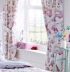 Glamping Fully Lined Curtain Set