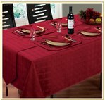 Hampton Jacquard Table Linen
