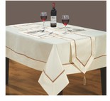 Kensington Faux Silk Table Linen