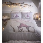 Lazy Bear Duvet Cover Set