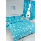 Polka Dot Duvet Cover Set