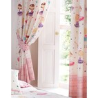 Ballerina Novelty Curtains
