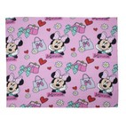 Minnie Mouse Makeover Fleece Blanket