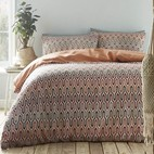 Riley Reeversible Duvet Cover Set
